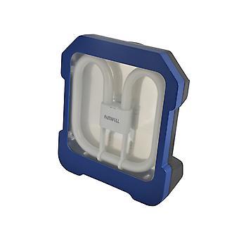Faithfull Power Plus Task Light with Power Take-Off 38 Watt 240 Volt FPPSLTL38IM