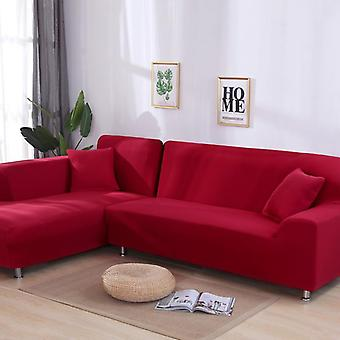 Solid Color Sofa Covers For Living Room - Sofa Towel Slip-resistant Sofa Cover