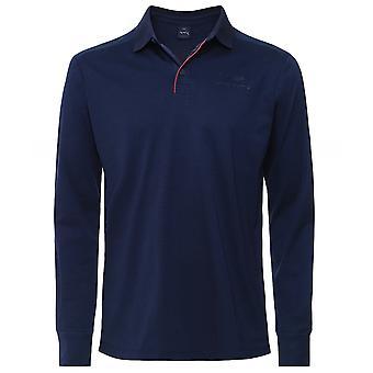 Hackett AMR Kontrast Trim Polo Shirt