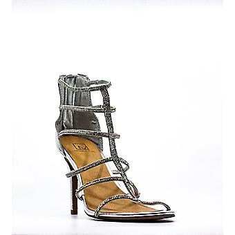 Material Girl | Raissa Open Toe Strappy Heel Sandals