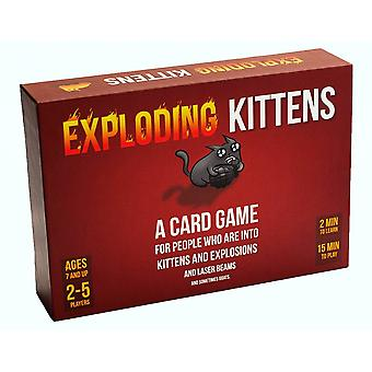 Exploding Kittens A Card Game Original Edition