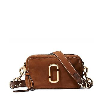 Marc Jacobs The Softshot 21 Suede Camera Bag