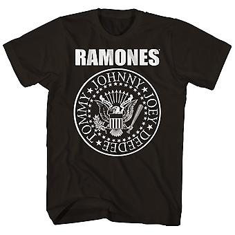 Ramones T Shirt Officiel Logo Ramones T-Shirt