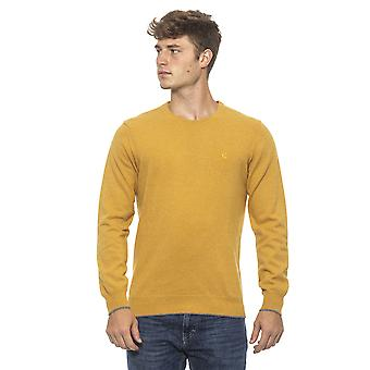 Yellow Pullover Conte of Florence man