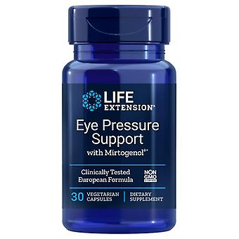 Life Extension Eye Pressure Support with Mirtogenol, 30 vcaps