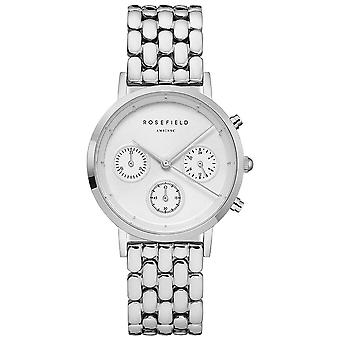 Rosefield the gabby Watch for Women Analog Quartz with Stainless Steel Bracelet NWG-N92