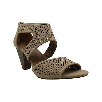 Style & Co. Women's Shoes HORTENSIA Open Toe Formal Mule Sandals