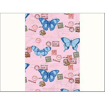 Fablon 45cm x 2m Butterflies FAB12684