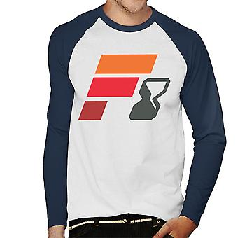 Fast and Furious F8 Abstract Logo Men's Baseball Long Sleeves T-Shirt
