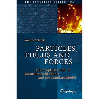 Particles, Fields and Forces: A Conceptual Guide to Quantum Field Theory and the Standard Model