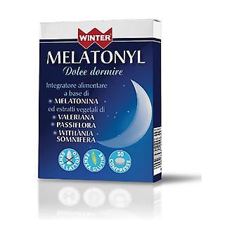 Melatonin Sweet Dreams 30 tablets
