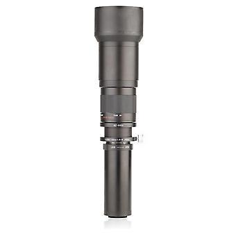 Lightdow 650-1300mm Telephoto T2 Port SLR Lens Telephoto King Astronomical Mirror