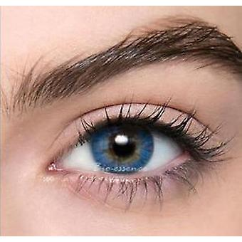Colored Contact Lenses - 3 Tone Series For Dark Eyes