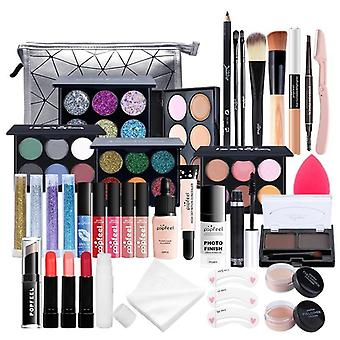 Popfeel All In One Full Starter Make-up Kit