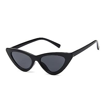 1pc Cat Eye Sunglasses Fashion Brand Anti-uv Baby Sun-shading Sunglass
