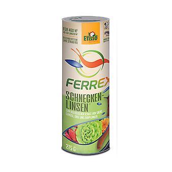 FRUNOL DELICIA® Etisso® Ferrex® screw lenses, 275 g