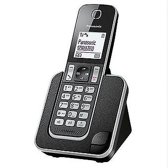 Langaton puhelin Panasonic KX-TGD310SPB Musta