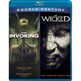 Inroepen / Wicked [BLU-RAY] USA import