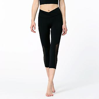 Women's slim yoga fitness sweatpants C22