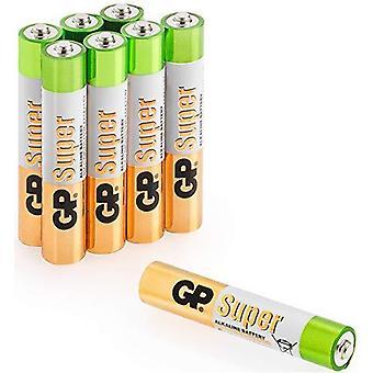 Baterii Aa 'Äì pachet de 8 - baterie alcalină (lr8 / lr61 / mn2500) de baterii gp 'Äì ideal pentru