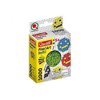 Quercetti 2480 quercetti-2480 refill pixel art green