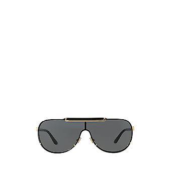 Versace VE2140 lunettes de soleil masculines en or