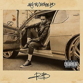 BJ The Chicago Kid ?- 1123 Vinyl