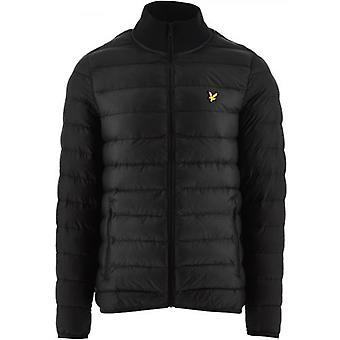 ライル&スコット ブラック パック可能なパフジャケット