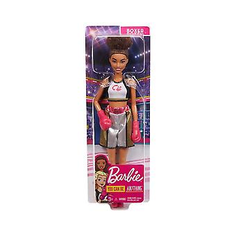 Barbie Career Doll Boxer