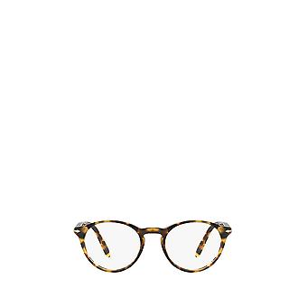 Persol PO3092V gafas de tortuga marrón y beige unisex
