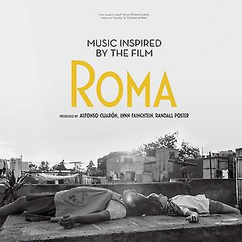 Roma: Music Inspired By The Film [CD] USA import