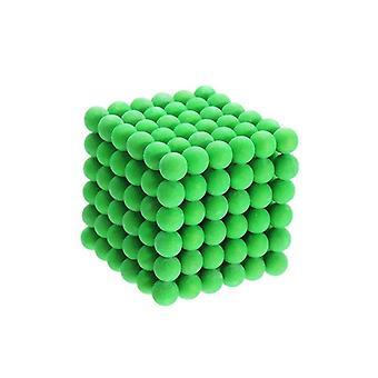 Magnetische ballen - fluoriserend groen - 216 stuks