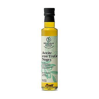 Black Truffle Oil 250 ml of oil