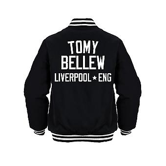 Tomy Bellew Boxing Legend Jacket