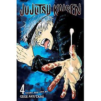 Jujutsu Kaisen, Vol. 4 (Jujutsu Kaisen)