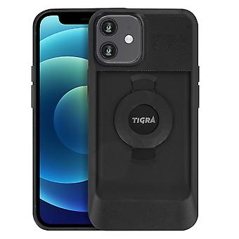 Case for iPhone 12 / 12 Pro Magnetic Mechanical Fitclic Neo Tigra Black