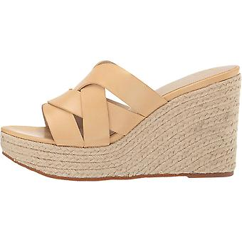 BC Footwear Women's Eden Espadrille Wedge Sandal