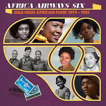 Africa Airways Six (Mile High Funk 1974-1981) / Va [Vinile] Importazione USA