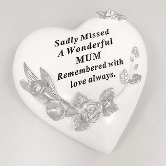 David Fischhoff Floral Heart -mum