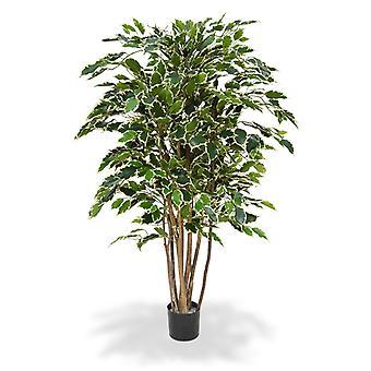 Kunstmatige Ficus Exotica Deluxe 125 cm bont