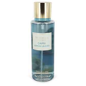 Victoria's Secret Capri Zitrone Blätter Duft Nebel von Victoria's Geheimnis 8,4 oz Duft Nebel