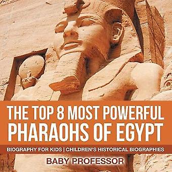 The Top 8 Most Powerful Pharaohs of Egypt - Biography for Kids Childr