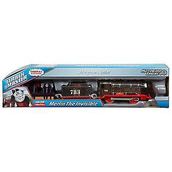 Thomas & amigos merlin el motor de juguete invisible trackmaster