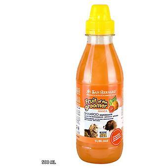 San Bernard Orange Shampoo 1000 Ml. (Dogs , Grooming & Wellbeing , Shampoos)