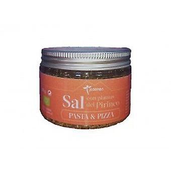 Josenea Organic Pasta Salt Jar, 80 gr,