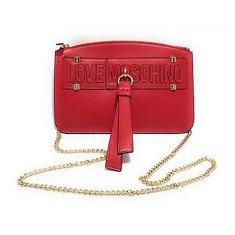 Naisten laukku Love Moschino A Mano/ Olkahihna Punainen Bs21mo100 Jc4275