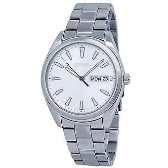 Seiko Essentials Quartz Silver Dial Men's Watch SUR339P1