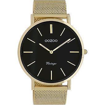 Oozoo - Men's Watch - C9912 - Gold Black