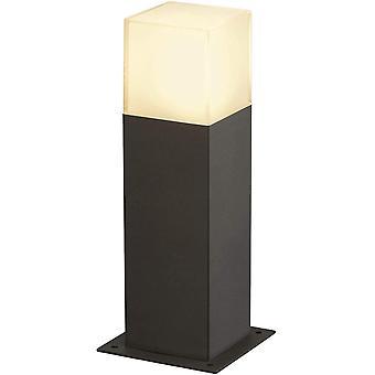 Wokex LED Pollerleuchte GRAFIT 30 | Design Standleuchte zur individuellen Auen-Beleuchtung in