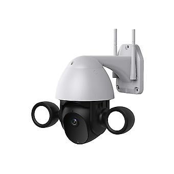 Caméra de vidéosurveillance PNI IP830W 3MP avec ip P2P PTZ sans fil, fente maximale de carte microSD de 128 Go, compatible avec l'application Tuya Smart